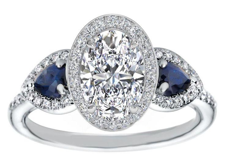 Best 25+ Oval diamond ideas on Pinterest | Oval wedding ...