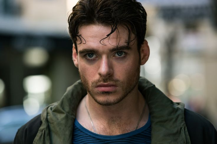 Richard Madden. Bastille Day.