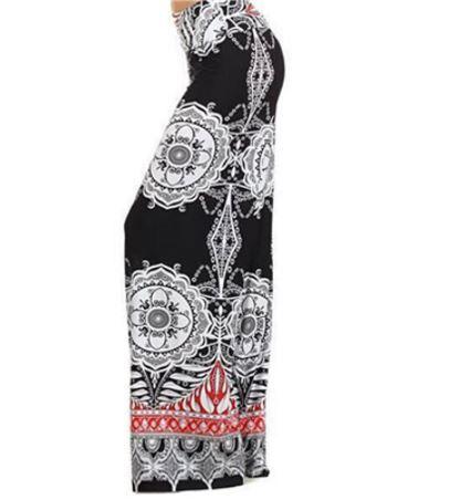 Bohemian Print Yoga Pants //Price: $24.95 & FREE Shipping //   #yogapants