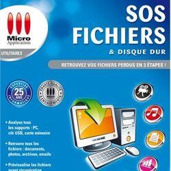 SOS Fichiers et disque dur: retrouvez vos fichiers perdus!