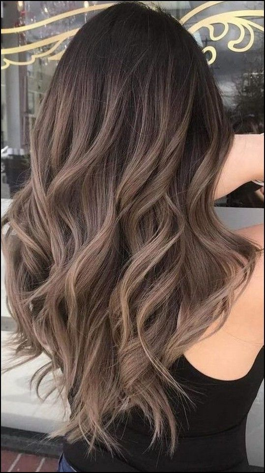 Over 120 hot highlights for brown hair to enhance your functions - page 12