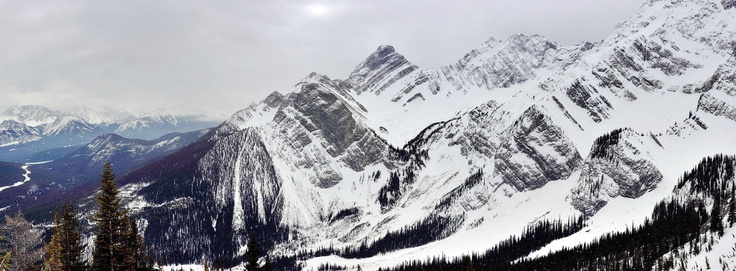 Mt Black Prince Cirque, Southern Alberta Rockies