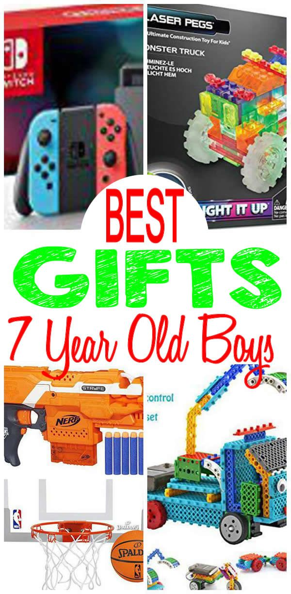 Gifts 7 Year Old Boys Boys Toys For Christmas Christmas Presents For 7 Year Olds 6 Year Old Christmas Gifts