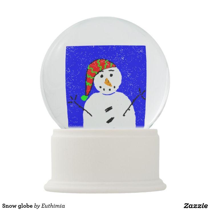 Snow globe snow globes