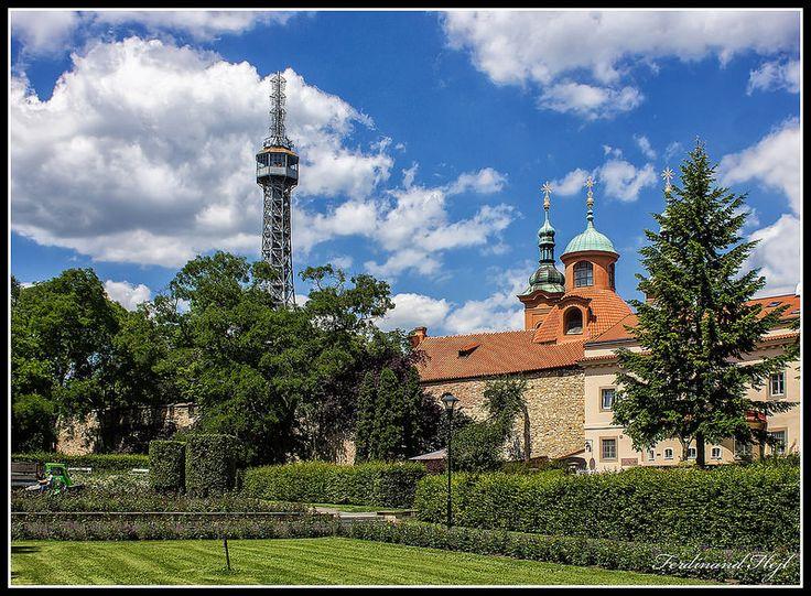 Praha-Prague_Petřín