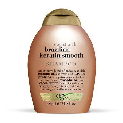 OGX® Brazilian Keratin Therapy Shampoo 385ml