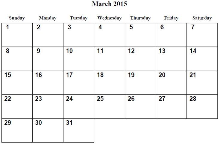 Download Printable Calendar March 2015. Cute March 2015 Calendar Canada, USA, UK, Australia, Templates, Excel, Word, Pdf, Holiday in March 2015 Calendar.