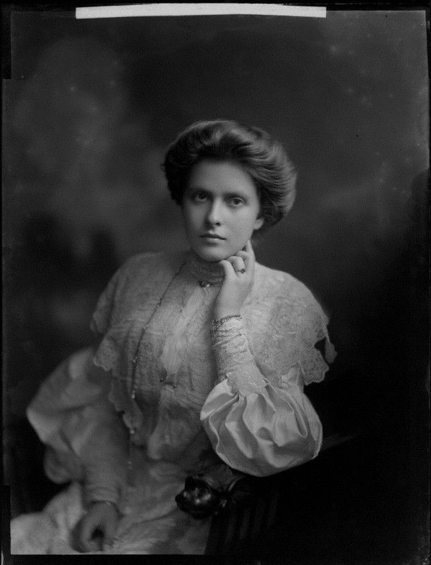 Prince Philip's mother Princess Alice of Greece and Denmark