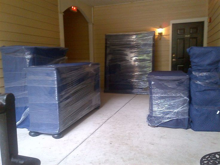 Preferred Relocation Provides Blanket Wrapping And Shrink Wrapping For Your  Furniture.