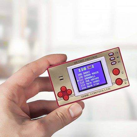 Retro Arcade Games - inkl. 116 8-Bit Spielen