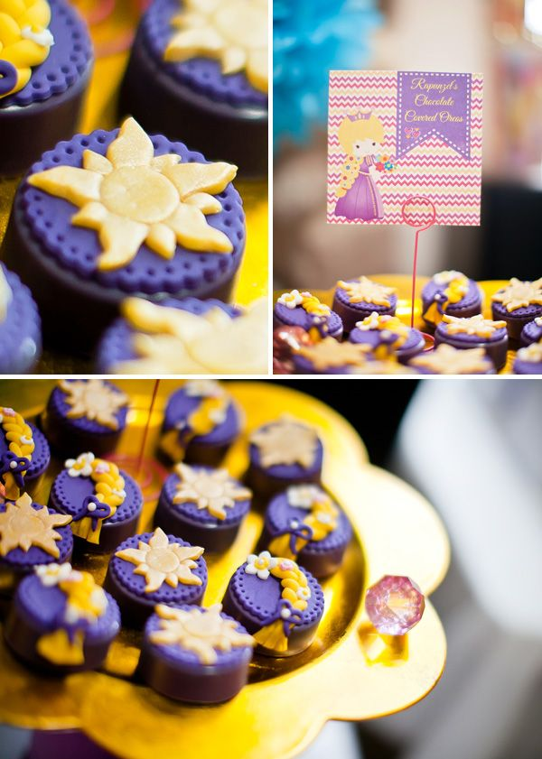 Cute & Colorful Disney Princess Birthday Party // Hostess with the Mostess®