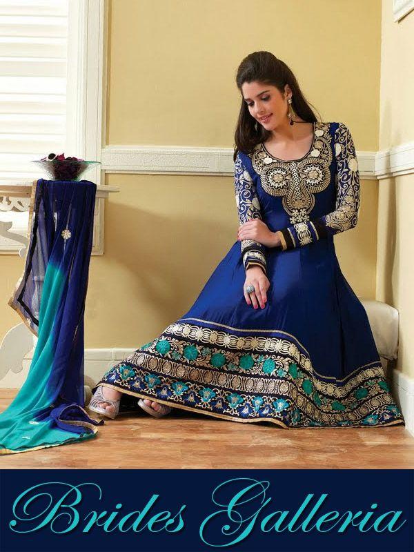Blue Designer Anarkali Suit Blue Designer Anarkali Suit [BGSU 13581] - US $92.70 : Designer Sarees , Anarkali Suit, Salwar Kameez with duppata, Bridal lehenga Choli, Churidar Kameez, Anarkali Suit, Punjabi Suit Designer Indian Saree, Wedding Lehenga Choli