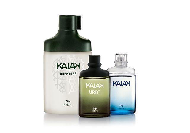 As fragrâncias de sucesso em um presente exclusivo. - Shop Kaiak