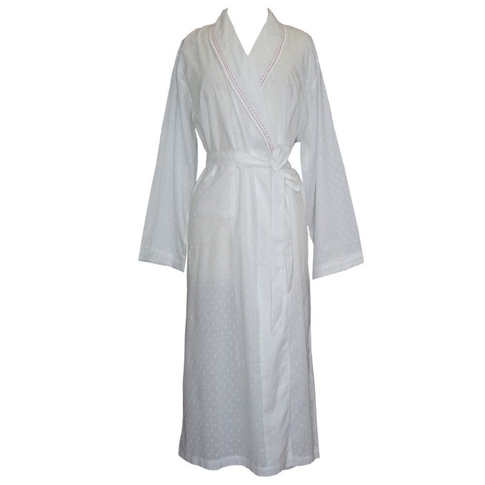 Phillipa Powell Craft Ladies Cotton Dressing Gown