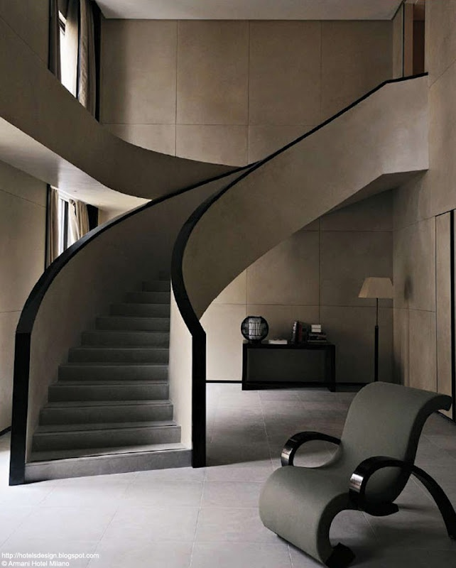 1000 ideas about armani hotel on pinterest penthouse for Armadi outlet milano