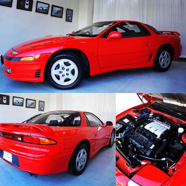 We Keep Offering The Rarest And Cleanest Jdm Sports And Classic Cars This One Is A One Owner 1991 Mitsubishi Gto Twin Turbo With Only 40000 Twin Turbo Jdm Gto