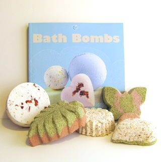Bombs Away! Bath Bomb Kits at FromNatureWithLove.com