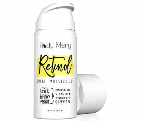 6. Body Merry Retinol Firming Anti-Aging Cream