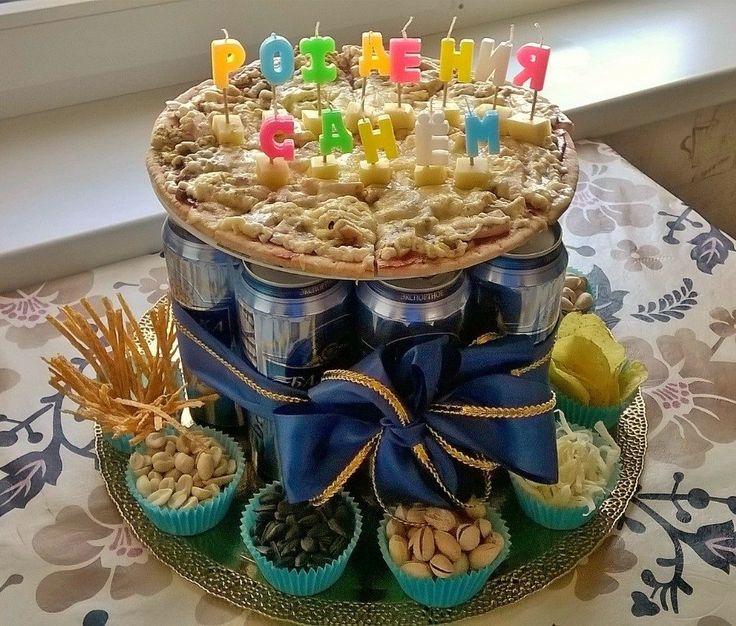 Торт для мужа)))