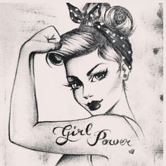 mexican chola pin up | Cholo And Chola Drawings Cholas and cholos on pinterest