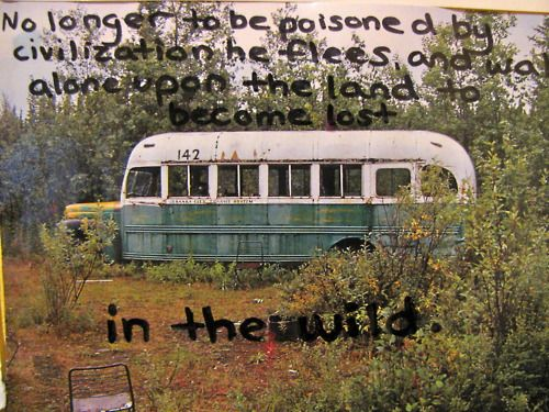 into the wild one of my favorite movies