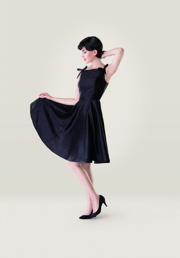 Audrey Hepburn Sabrina Dress