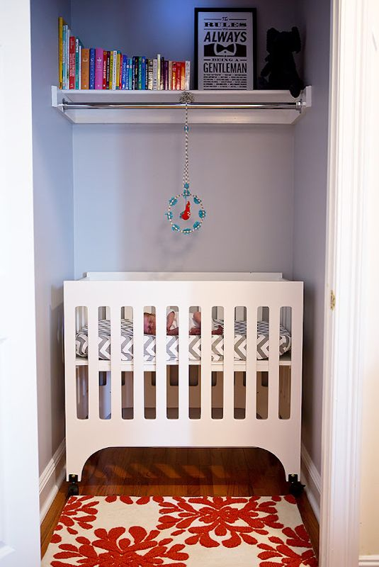 38 Best Turning A Closet Into A Nursery Images On