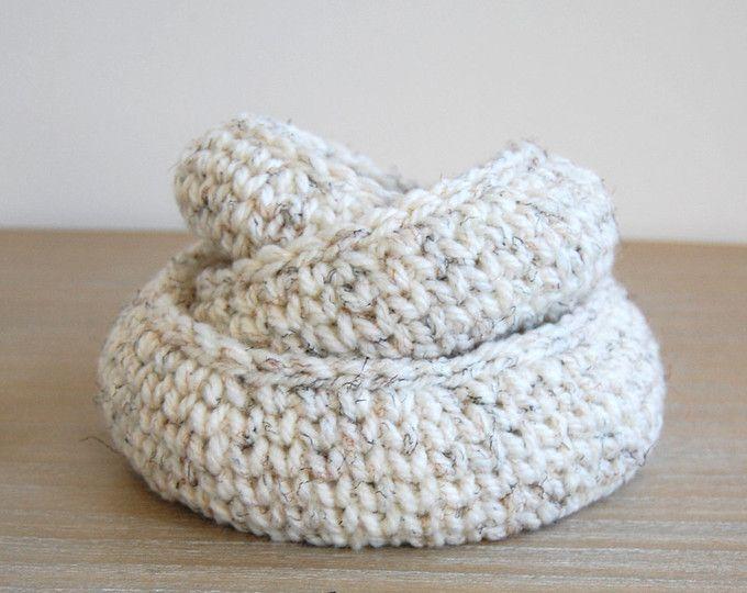 Fantástico Crochet Patrón Compartimiento De Almacenamiento Colección ...