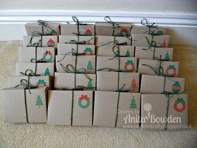 Neet & Crafty: Advent Present Idea