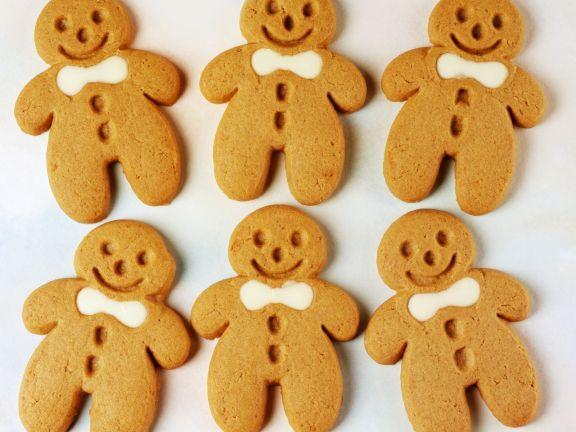 Lebkuchenmann ist ein Rezept mit frischen Zutaten aus der Kategorie Lebkuchen. Probieren Sie dieses und weitere Rezepte von EAT SMARTER!