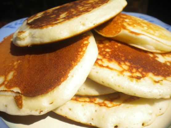 I havent tried these yet....dont remember where the recipe came from. CeeDee Mc Donalds Mc Pancakes