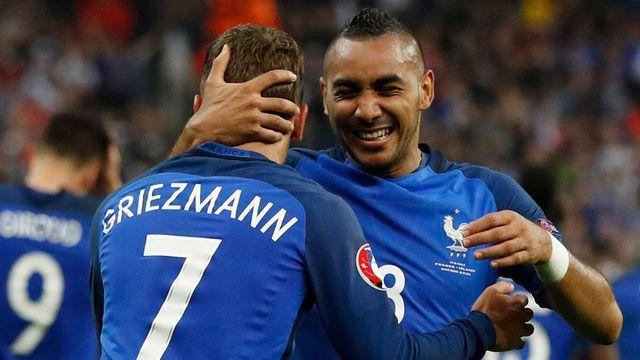 Euro 2016: France - Islande (5-2), le festival offensif des Bleus