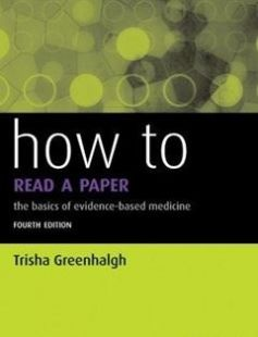 How to Read a Paper: The Basics of Evidence-Based Medicine 4th Edition free download by Trisha Greenhalgh ISBN: 9781444334364 with BooksBob. Fast and free eBooks download.  The post How to Read a Paper: The Basics of Evidence-Based Medicine 4th Edition Free Download appeared first on Booksbob.com.