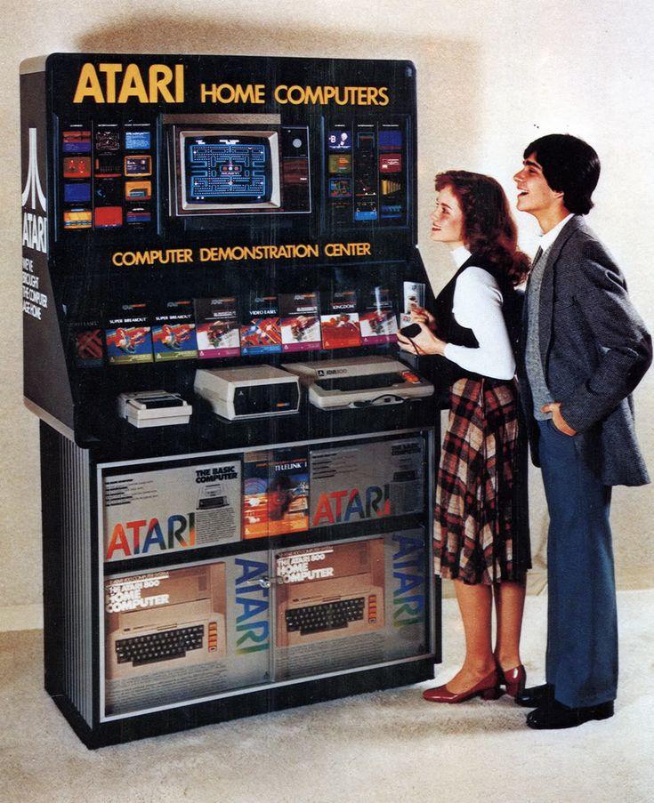 Atari, fundada en 1972, fue una pionera en el sector de los videojuegos. Vía BBVA