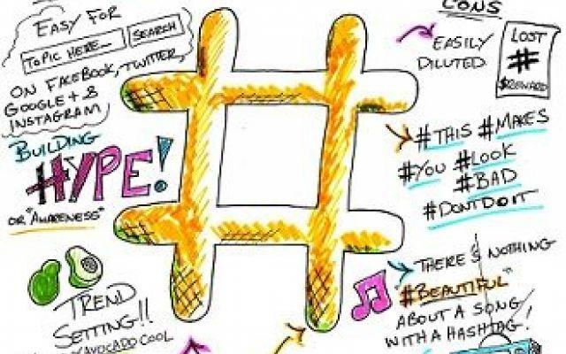 Gli Hashtag sui social network: quanti,quali e come usarli #hashtag #social #network #facebook #twitter