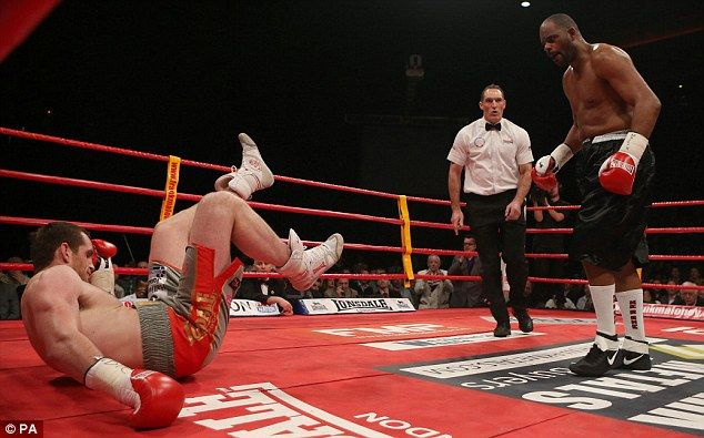 Tony Thompson failed drugs test after heavyweight rematch against David Price