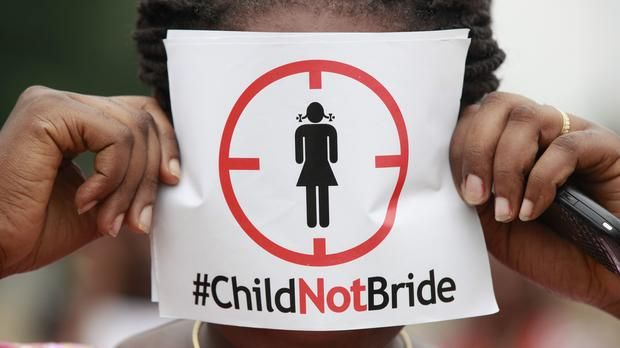 South African child brides 'sold off to lascivious men' #childabuse