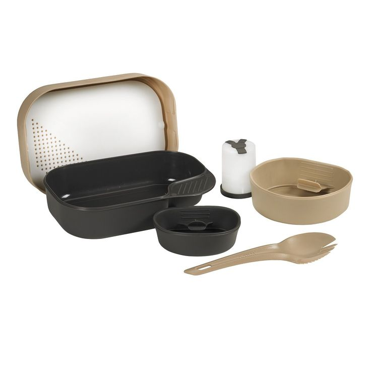 Wildo Proforce Complete Camp-A-Box, Tan * Quickly view this special outdoor item, click the image : Camping equipment