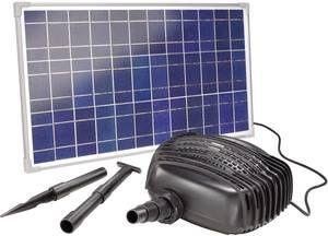 Esotec Garda 101762 Solar beeklooppompset 2480 l/h