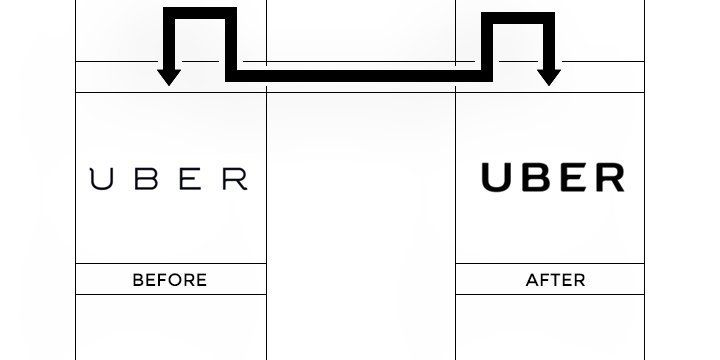 Logo Redesigns we love and hate. Tell us your opinion on these new redesigns. Are they productive or counter productive? #redesign #creativeredesign #creative #branding #newdesigns #2017 #uber #driving