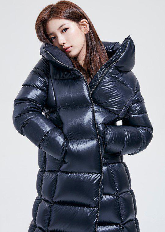 80b11127916 Suzy rocks new winter coat from  K2