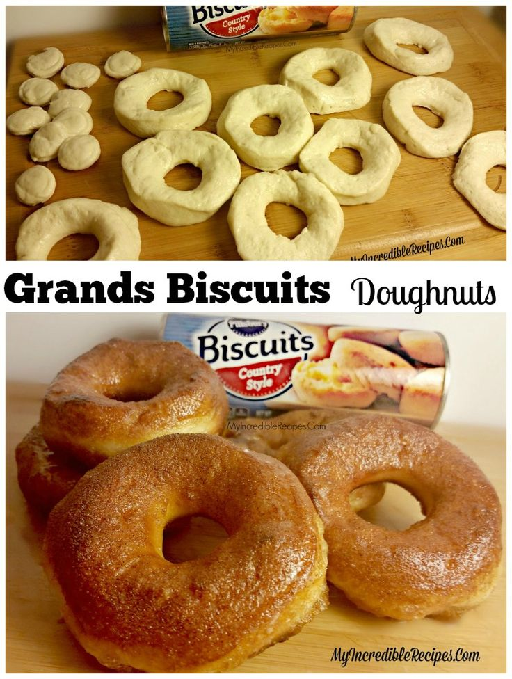 Mouthwatering Biscuit Doughnuts! – Incredible Recipes From Heaven