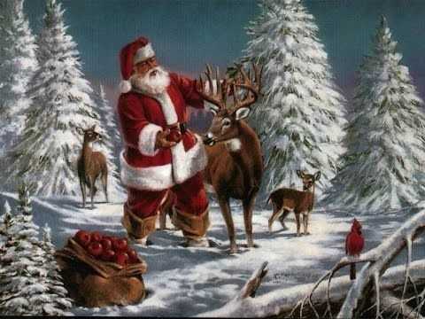 Santa Bring My Baby Back To Me - Elvis Presley cover (lyrics) - YouTube