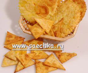 Агина бель симулина, хлебцы из манки и шафрана - фото