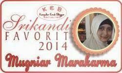 Srikandi Blogger Favorit 2014