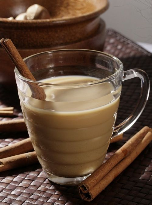 Wedang Bajigur, West Java traditional beverage made from coconut milk and palm sugar best served hot.