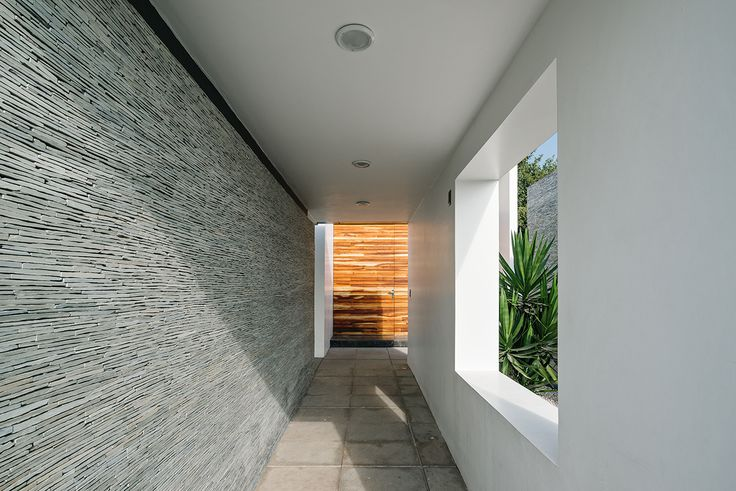 Casa Nochebuena | Dionne Arquitectos | #landscape #house #wood #garden #outdoor #design