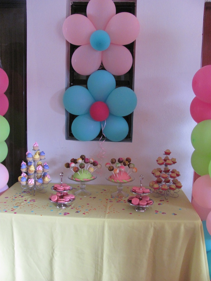 17 best ideas about decoracion cumplea os ni a on for Decoracion cuarto para nina 3 anos
