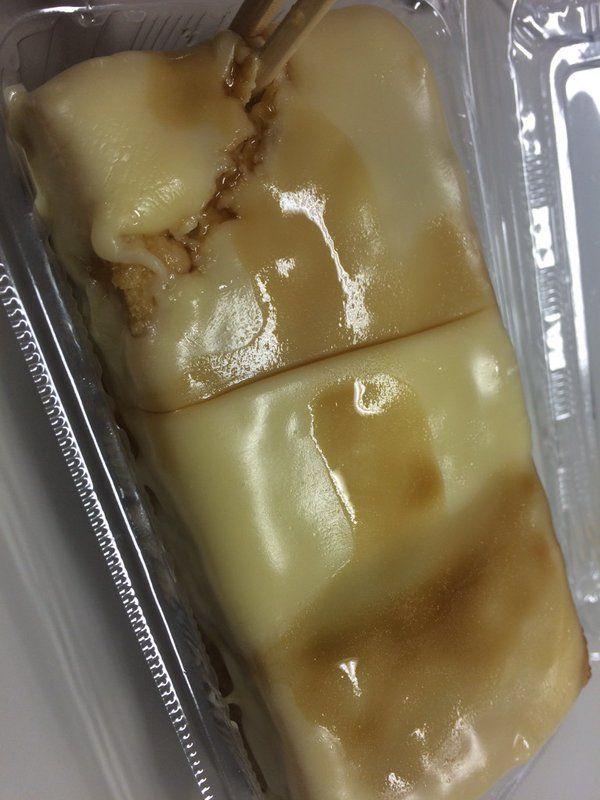 「おかず」としてはもちろん、「おつまみ」にもめっちゃ合いそう! 豆腐にごま油をかけてとろけるチーズを乗っけて温めたら醤油をかけて完成厚揚げでもいける!!これは、思いつかなかったー!! うまうまー(○´艸`)♪