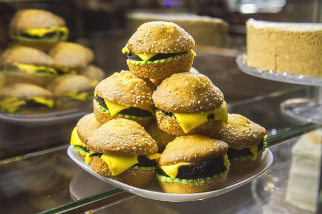 Hamburger Muffins. | Food I Ate or Cooked | Pinterest